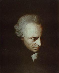 Immanuel Kant - Wikipedia, la enciclopedia libre