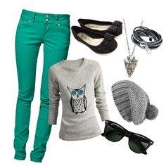 invierno-ropa juvenil para famosos. - Polyvore