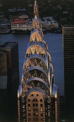 Chrysler Building - New York My hometown!!! New York City, the most beautiful city in the world!!!!