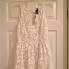 BB Dakota white dress White BB Dakota Dress BB Dakota Dresses Midi
