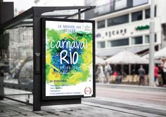 Carnaval de Rio BDA Groupe IGS - Paris on Behance