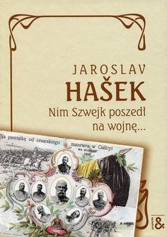 Okładka książki Nim Szwejk poszedł na wojnę