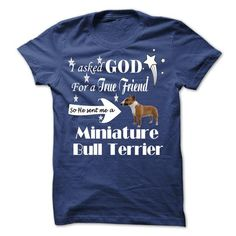Miniature Bull Terrier T Shirts, Hoodies. Get it now ==► https://www.sunfrog.com/LifeStyle/Miniature-Bull-Terrier-39739422-Guys.html?41382