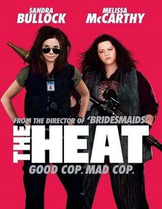 The Heat (2013)  Genre: Action | Comedy | Crime Stars: Sandra Bullock, Melissa McCarthy, Demian Bichir