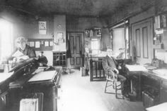 Period station office 1.