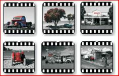Moana RD - coasters kiwiana Kiwiana, Moana, Tabletop, Coasters, Polaroid Film, Table, Coaster, Countertop