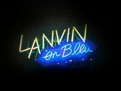 【コラム】「ランバン オン ブルー(LANVIN en Blue)」2014年春夏より雑貨・ドレスを展開スタート