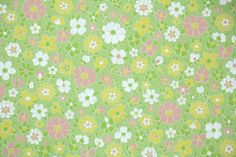 Vintage+Wallpaper+by+the+Yard+60s+Retro+by+RetroWallpaper+on+Etsy