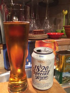 Saku 1820 Eripruul Special Brew Premium Lager