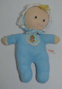 Vintage Knickerbocker Dolls Of Distinction Terry Cloth Plush Doll Dog Bib Flaws #Dolls http://stores.ebay.com/Lost-Loves-Toy-Chest/_i.html?image2.x=0&image2.y=0&_nkw=knickerbocker