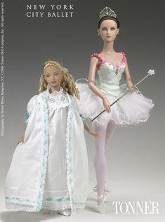 Tonner NYCB Nutcracker Ballet Dolls