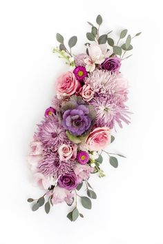 mini cabbages, roses and mums -- this floral arrangement will last a long time!