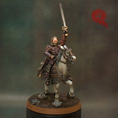 Theoden #gamesworkshop #rohan #lotr #hobbit #lord #rings #miniatures #wargaming #hobby #wellofeternity