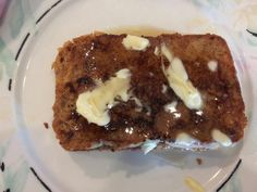 VEGAN French toast  1 cup *vanilla* soy milk  2 tablespoon unbleached white flour  1 tablespoon Sucanat or other sweetener  1 tablespoon nutritional yeast  1 teaspoon cinnammon  4 bread slices (I used slices of french bread)