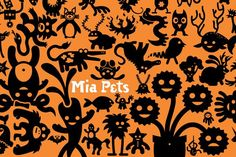 Best Mia Pets CreativeWork247 - Fonts, Graphics, Themes, Templates...
