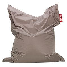 Fatboy the original fits in everywhere and with everyone. It's the perfect size to lounge in or to use as a mattress for a power nap. Taupe, including shipping and tax! 247.00 €