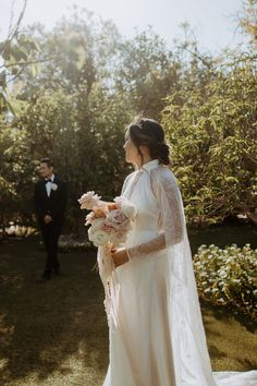 Carrissa + Brian celebrated their wedding in a beautiful garden located in San Diego, CA. Outdoor Wedding Photography, Couple Photography, Destination Weddings, Beautiful Gardens, San Diego, Wedding Hairstyles, Groom, Wedding Day, Bridesmaid