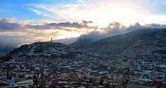 Quito – Ecuador by Francesco Prestini