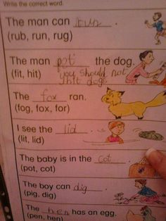 """""""My friend's 5 year old son had this for homework tonight, and he changed the answer to something more... humane."""" - Imgur"""