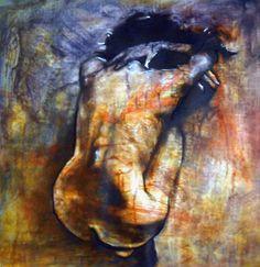 """Kneeling Nude"" #art"