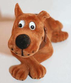 Great Dane Dog Bobble Head Doll Nodding $3.99