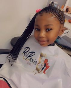 Kid Braids, Braids For Kids, Adorable Babies, Cute Kids, Beautiful Family, Beautiful Ladies, Swag Outfits For Girls, Girl Outfits, Baby Girl Hair