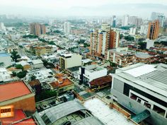 Buenos días Bucaramanga... lluviosa mañana de hoy miércoles en la ciudad bonita de Colombia. Gracias Enrique Zambrano (https://www.facebook.com/enrique.zambrano) por compartir esta foto. #buenosdiasbucaramanga