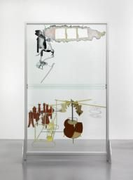 Marcel Duchamp Bride stripped