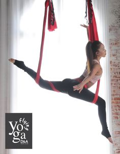 D&A Flying Yoga | Los Angeles | Aerial Yoga