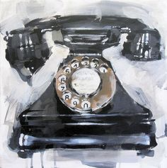 """Black Telephone"" by James Paterson"