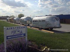 "Airstream ""Museum"" - 2015 Alumapalooza 6 - Jackson Center, OH"