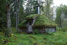 Urnatur eco-retreat, Sweden