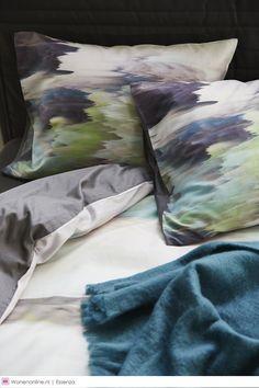 Lifestylemerk ESSENZA presenteert met trots de Herfst/Winter Collectie 2015! Dit seizoen komt de inspiratie van de ruige natuur, kleurrijke folklore en ESSENZA's eigen klassiekers.