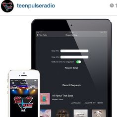 You can now download the latest version of the @teenpulseradio app at apps.pulseradio.fm! Upgrades include being able to make requests & getting a notification when the song will play on-air! #WeAreEVIT #PulseRadio