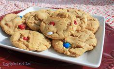 Ladybird Ln: Best EVER Peanut Butter Cookies