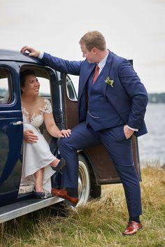 Se bildene fra Kamilla og Stefan sitt fantastiske bryllup! Studio Hodne - Bryllupsfotograf i Viken.  #bryllup #bryllupsfotograf #bryllupsfotografering Kirkenes, Suit Jacket, Breast, Jackets, Fashion, Creative, Pictures, Down Jackets, Moda