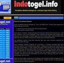 Indotogel Net Adalah Bandar Togel Online Terpercaya Saat Ini
