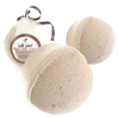Oatmeal Bath Bomb Convenient 3-Pack All Natural Handmade for Dry & Itchy Skin ~~~~~~~~~~~~~~~~~~~~~~ Our Oatmeal Bath Bomb is a great way to soothe dry itchy skin and help ro relieve the ailments of p                                                                                                                                                                                 More