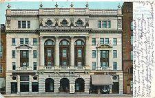 Detroit Michigan~Walsh & McDowell Opera House~Poster~Herman D Heidt Store~1906