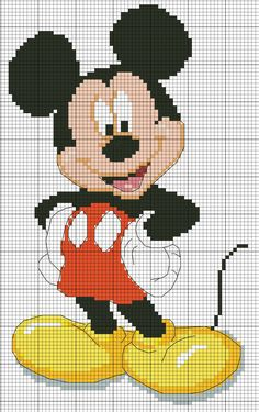 Mickey Mouse @Jess Pearl Pearl Pearl Davis