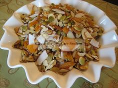 Apricot Trail Mix 1/2 cup = 12.7 net carbs