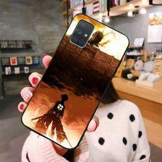 Anime Japanese Attack On Titan Newly Arrived Cell Phone Case For Samsung A10 A20 A30 A40 A50 A70 A80 A71 A91 A51 A6 A8 2018|Half-Wrapped Cases| Samsung Cases, Cell Phone Cases, Attack On Titan, Japanese, Anime, Japanese Language, Phone Case, Cartoon Movies, Anime Music