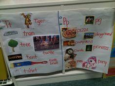 Kindergarten Phonics Lessons!
