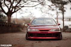 *Integra Type R on the low side.