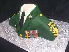 Military Wedding Cake. Funny, I didn't know a reign of terror had begun over the NSA's cellphone surveillance program!