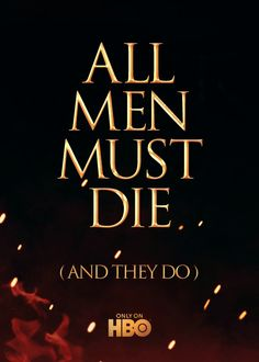 """4 """"Game Of Thrones"""" Fan Posters"""