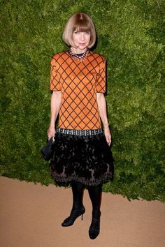 Anna Wintour Photo - 8th Annual CFDA/Vogue Fashion Fund Awards - Arrivals
