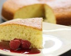 Gâteau yaourt simple