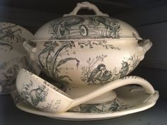 Oiseaux Sociëte ceramique