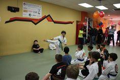 Students Kicking Karate Kick, Basketball Court, Kicks, Students, Tuna